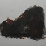Gravure au carborundum et contre-collage - 2014
